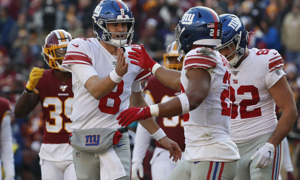 """Was the Giants' Week 16 """"Win"""", Truly a Loss?"""