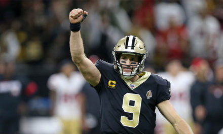 A Closer Look at Brees' Historic Night