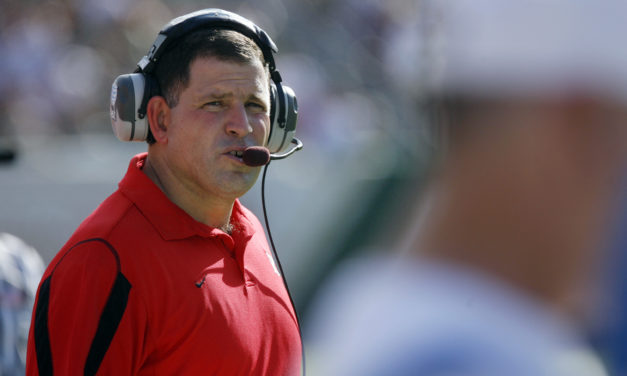 Greg Schiano; The Hire Rutgers Desperately Needed