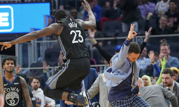 The Biggest Takeaway from the Warriors' Huge Win Over Houston