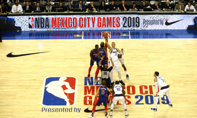 The NBA Might Be Gearing Up for Another International Team