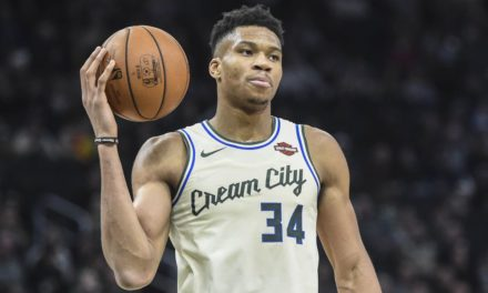 How Giannis is Putting the NBA on Notice
