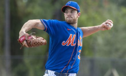 How the Mets Should Approach their Rotation Dillema