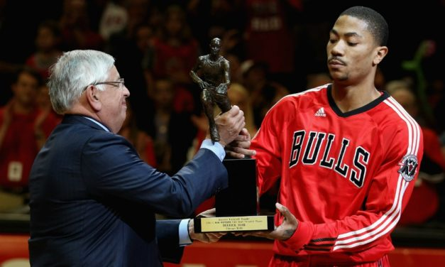Why Derrick Rose Should Not Have Won His MVP