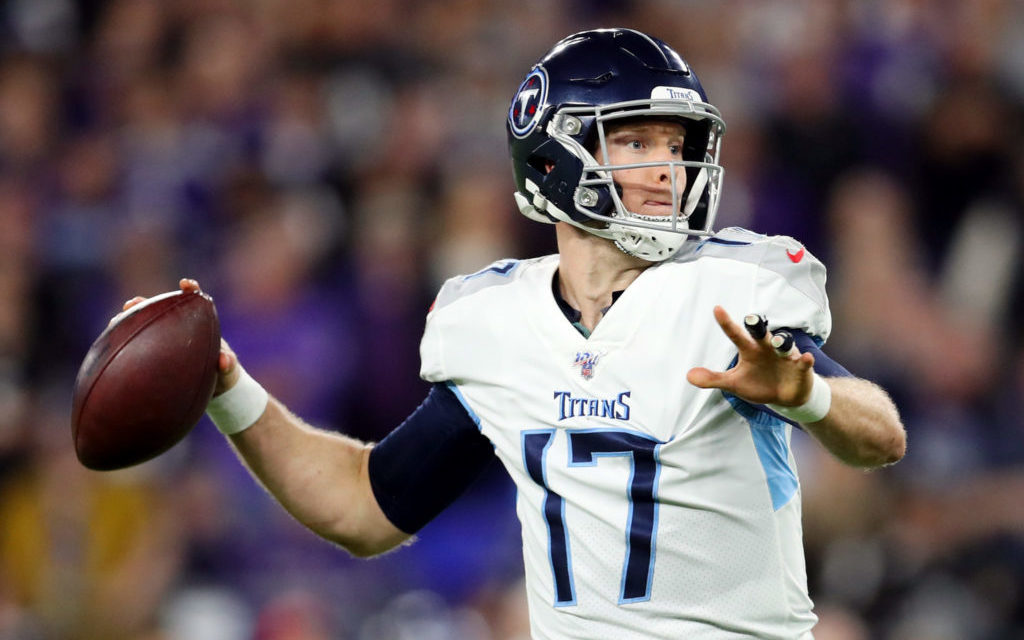 Why the Tannehill Extension Was Great for the Titans