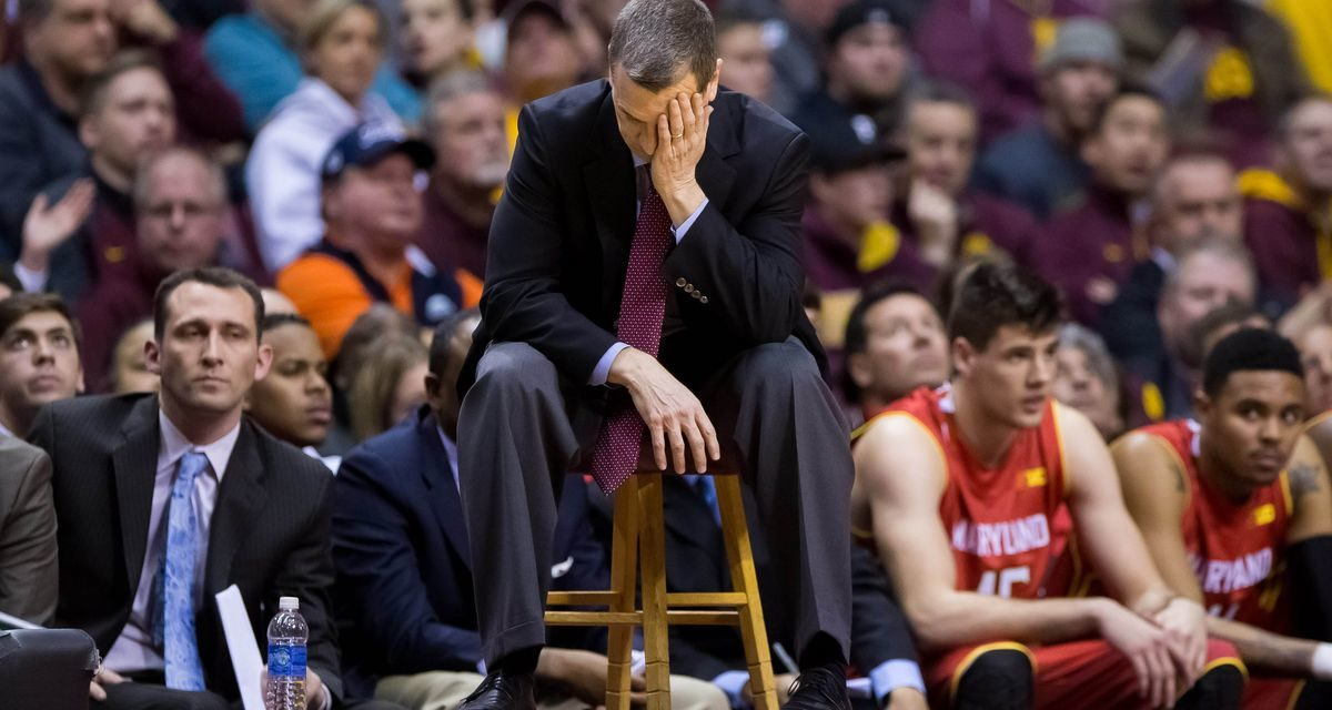 Why Maryland Will Never Win with Mark Turgeon