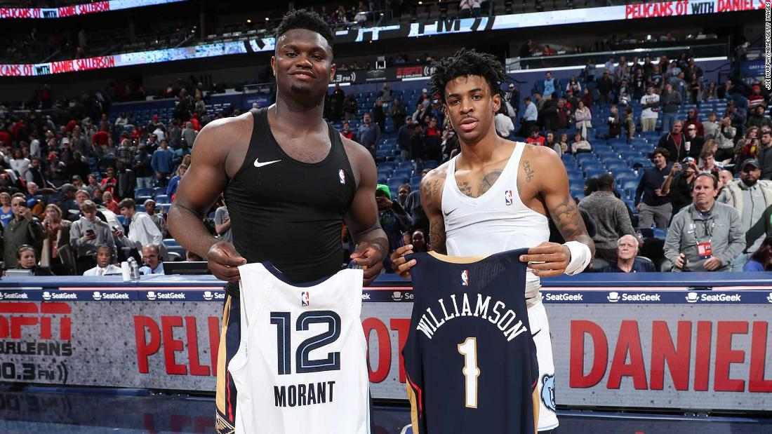 Zion or Ja: Making their Cases for Rookie of the Year