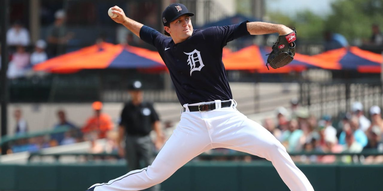 Why Casey Mize is a Future Hall-of-Famer