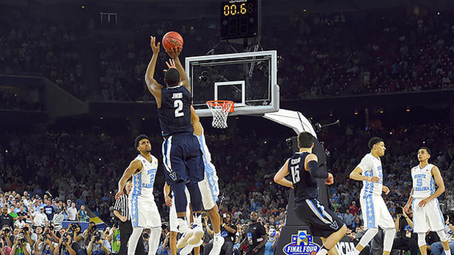 The Story of Kris Jenkins: A March Madness Legend