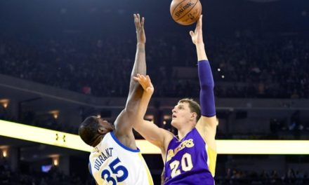 How Timofey Mozgov Transformed the NBA