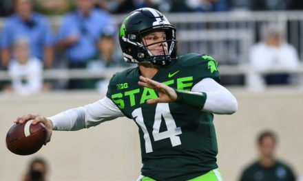 Why MSU QB Brian Lewerke is a Deep Draft Sleeper