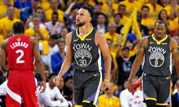 Why Curry's 2019 Playoff Run is Underappreciated
