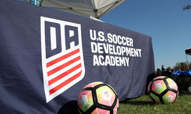 Why Terminating the US Development Academy was a Great Move