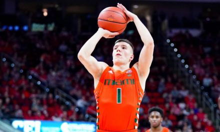 Interview with Miami Hurricanes' Sharpshooter: DJ Vasiljevic