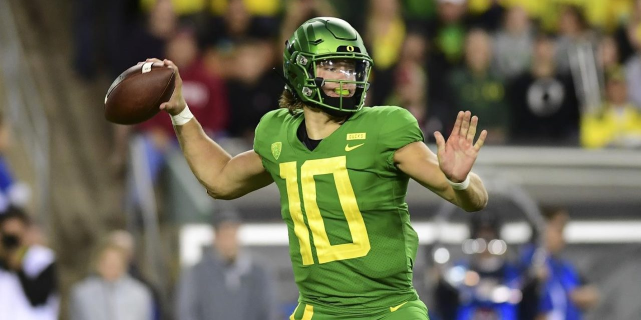 Why the Dolphins Should Pick Herbert Over Tua
