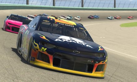 Explaining the Success of Virtual NASCAR