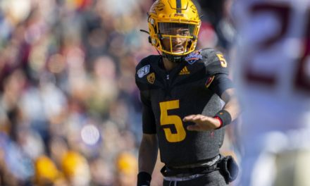 The Incredible Story of ASU QB Jayden Daniels