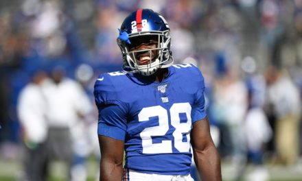 Interview With New York Giants RB Jonathan Hilliman
