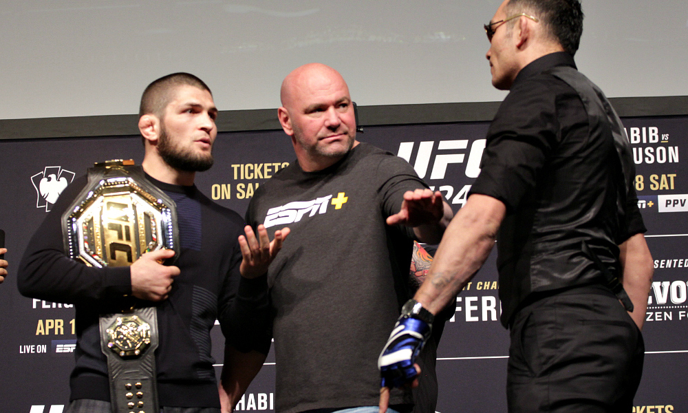 The Next Title Fight For Every UFC Mens Division