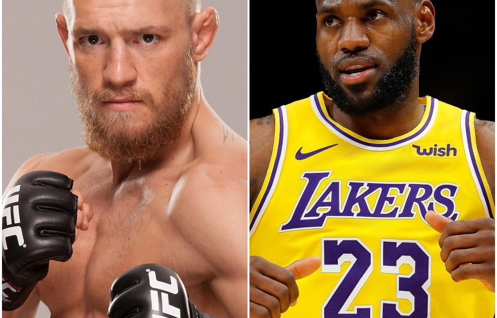 Comparing UFC Fighters to NFL and NBA Stars