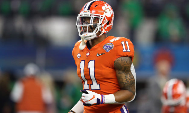 What if the Dolphins Drafted Isaiah Simmons?