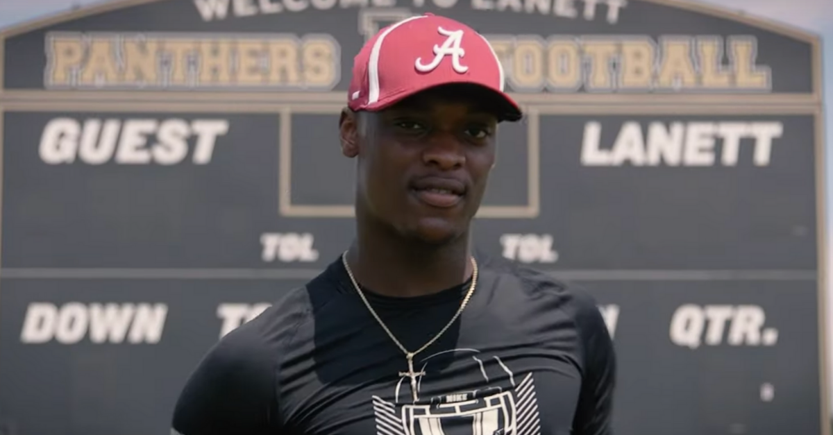 Interview with 2020 4-Star ATH and Alabama Commit: Kristian Story