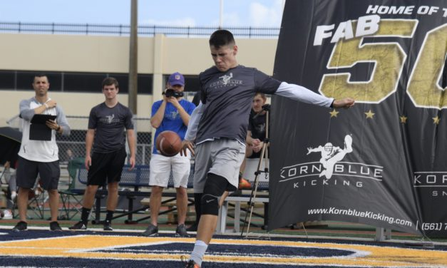 Interview with 5-Star Michigan K/P Commit: Tommy Doman