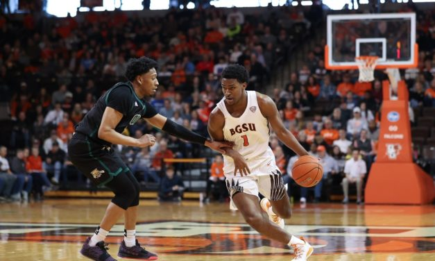 Interview with Bowling Green Guard: Justin Turner
