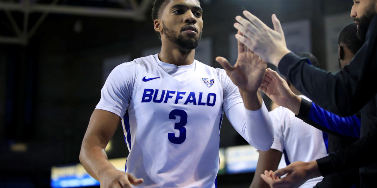 Interview With Buffalo Star and NBA Draft Prospect: Jayvon Graves