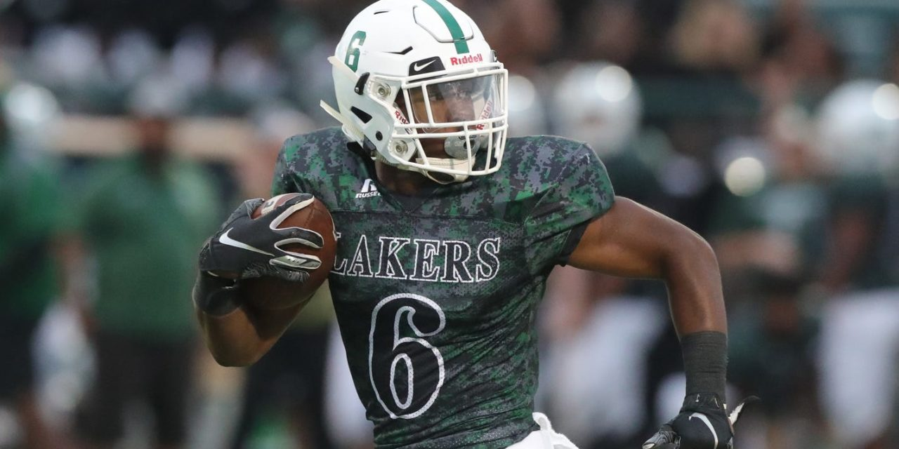 Crystal Balls for Michigan State Football Recruiting Targets