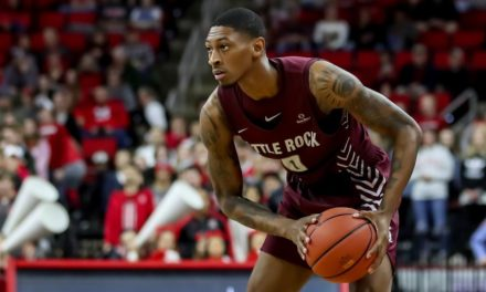 Interview with Little Rock Guard: Ben Coupet Jr.
