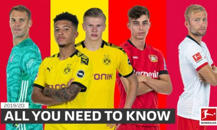 The Return of Bundesliga: Everything You Need to Know