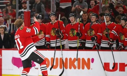 How the Injury Plagued Blackhawks will Benefit From the Suspended Season