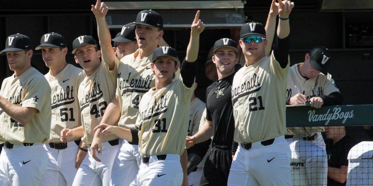 Vanderbilt: The Rise of College Baseball's MLB Machine