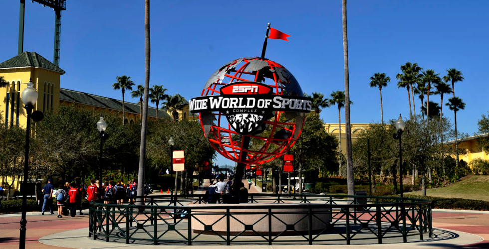 Why Disney World is the NBA's Best Bet to Continue the Season