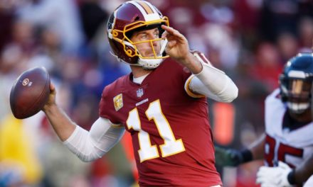 """What """"Project 11"""" Means for the Future of Alex Smith and the Redskins"""