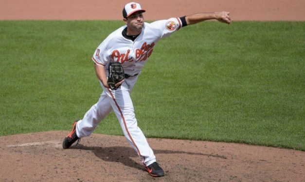 Interview with Baltimore Orioles Pitcher: Richard Bleier
