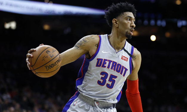 How the Pistons Should Rebuild: A Breakdown