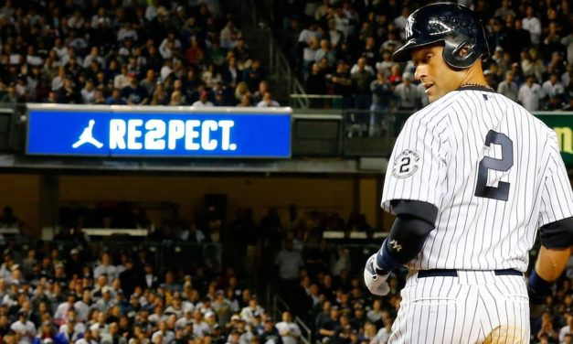 Why Derek Jeter Shouldn't Have Been a First Ballot Hall of Famer