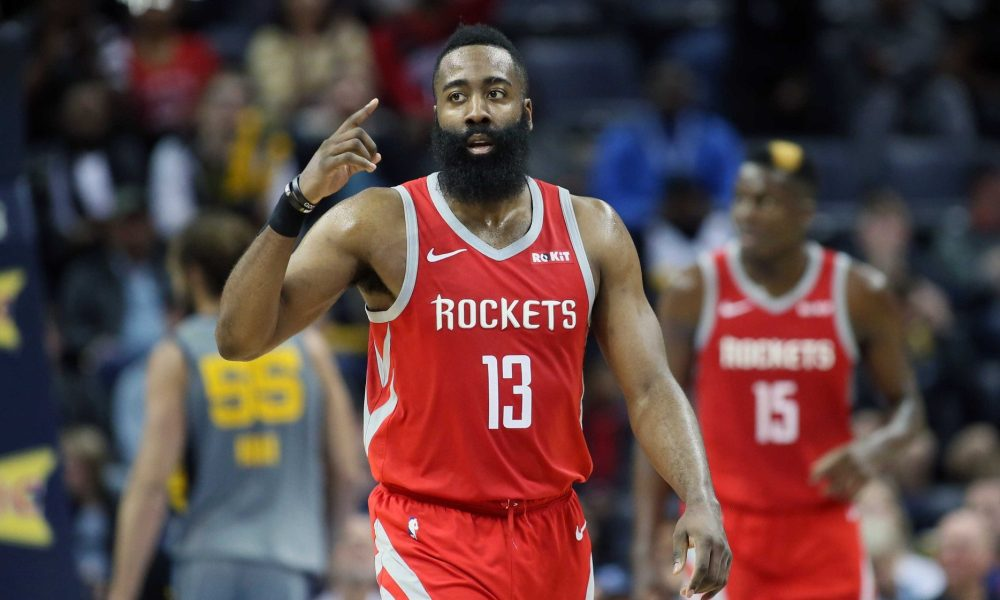 Why James Harden is Extremely Overrated