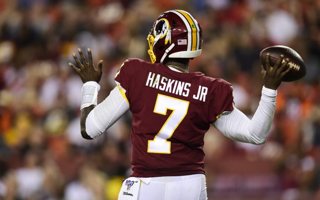 Why Dwayne Haskins Has a Bright Future