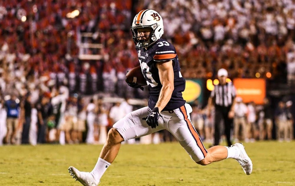Jarrett Stidham and Will Hastings: An Underrated Storyline