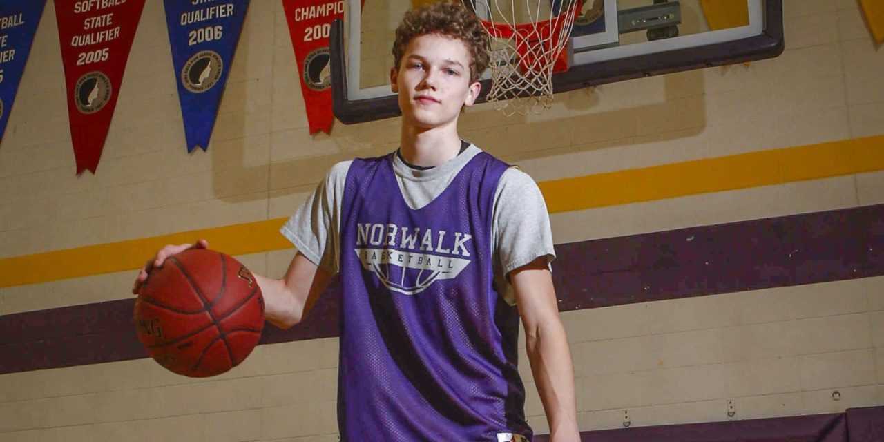 Interview With Iowa Mr. Basketball & UNI Commit: Bowen Born