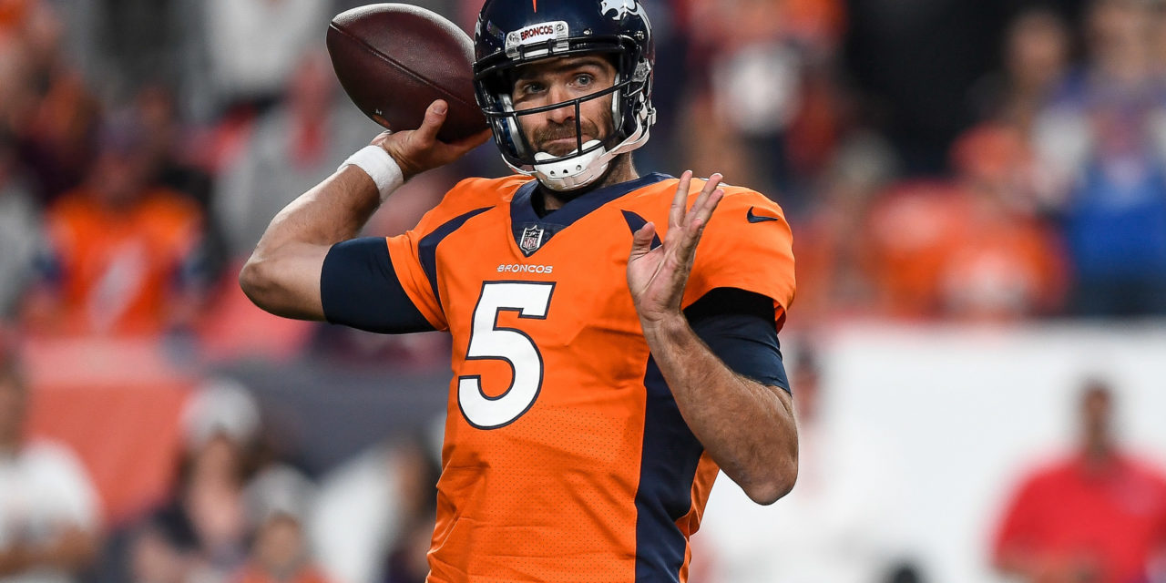 Pros and Cons of the Joe Flacco Signing for the Jets