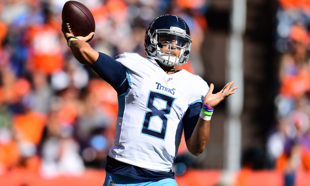 Why Marcus Mariota is a Perfect Fit in Las Vegas
