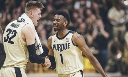 Purdue Basketball's Path to the Top of the Big Ten