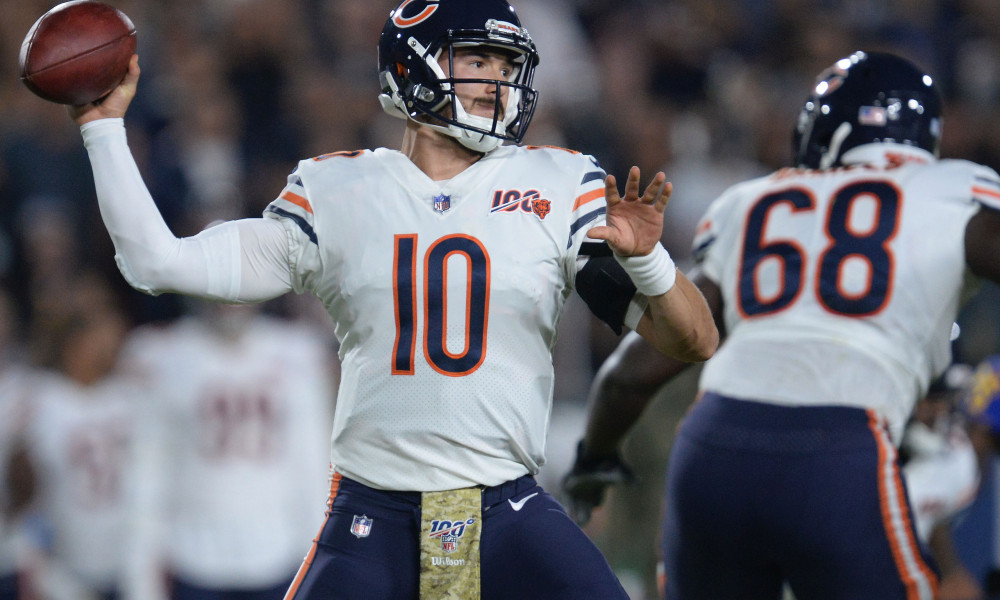 Justifying the Mitchell Trubisky Draft Pick