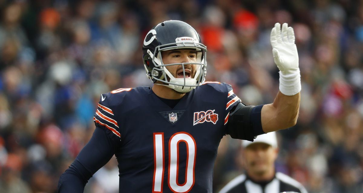 Why Nick Foles Should Start for Chicago Week 1