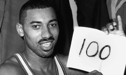 The Most Underappreciated Legend of All-Time: Wilt Chamberlain