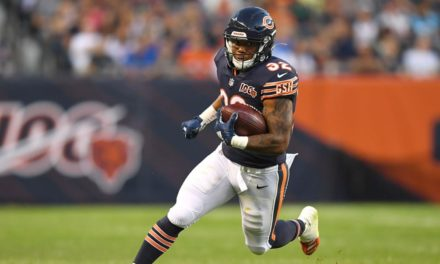 How the Bears Can Fix Their Run Game